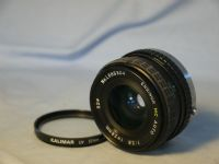 ' 2.8 28mm ' 28MM 2.8 Olympus OM Fit MACRO Prime Wide Angle Lens     £14.99